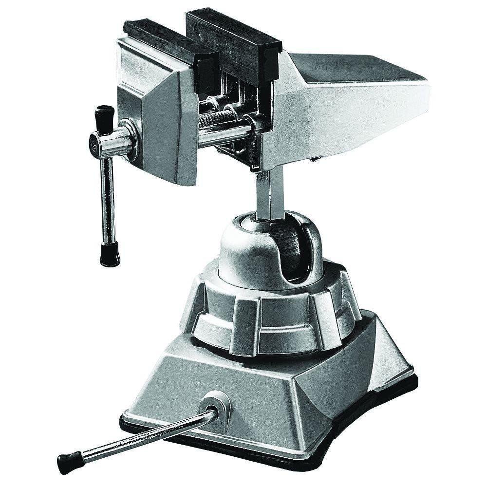 Generic 2-3/4'' Ja 360-Degrees otates 360 Jaw - Rotates ee Vacuum 360-Degr Base m Base Vi Vise - 2-3/4'' Base Vise