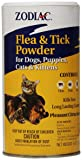 Zodiac Flea & Tick Powder for
