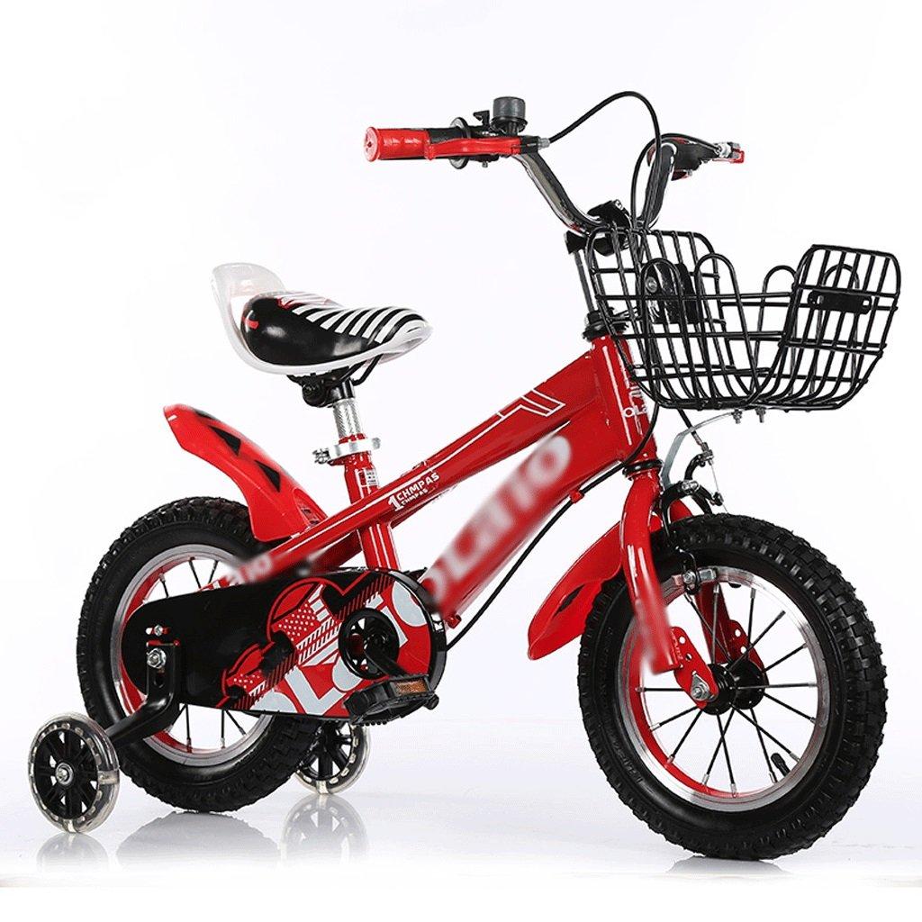 自転車 子供用自転車2-3-4-6歳12/14/16/18インチ (サイズ さいず : 12 inch) B07DPP2RWM 12 inch 12 inch