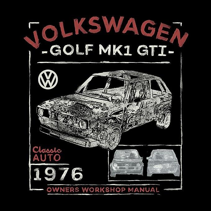 official volkswagen volkswagen golf mk1 gti owners workshop manual rh amazon co uk Golf Mk1 Cabriolet MK4 Golf