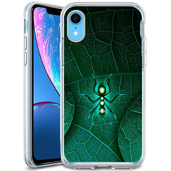 Amazon com: iPhone Xr Case Ant Damping,Prevent Dust and