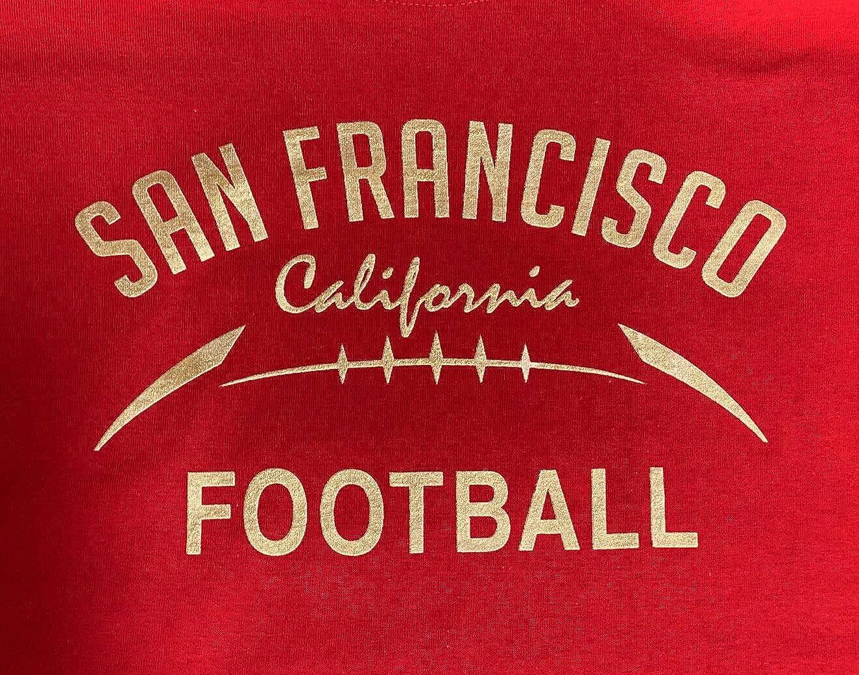 San Francisco Classic Football Fans Shirt
