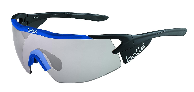 Bolle Aeromax Translucid Blue Tns Gun Matte Black Bolle Serengeti Eyewear 12269