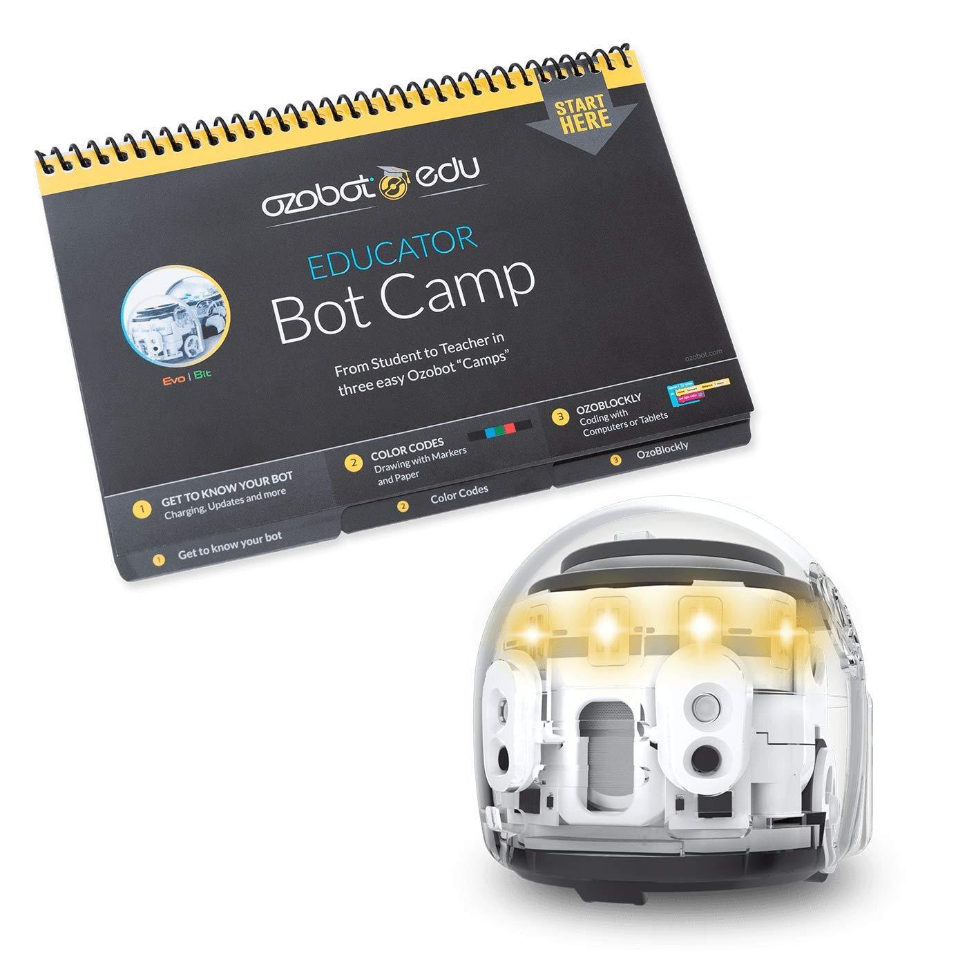 Ozobot Evo Educator Entry Kit (White)