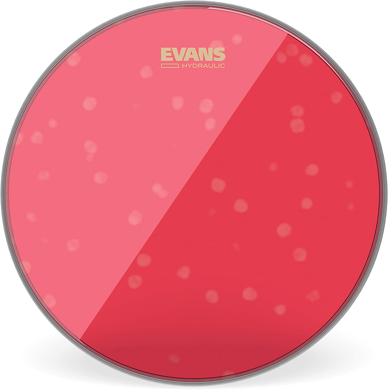 """Evans Hydraulic Red Drum Head, 14"""""""