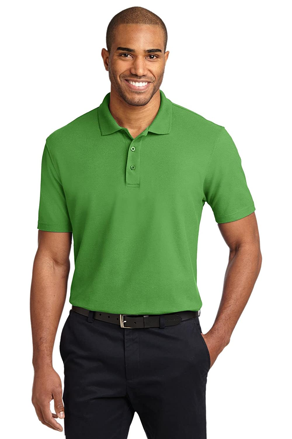 Port Authority Stain-Resistant Polo K510 Vine Green