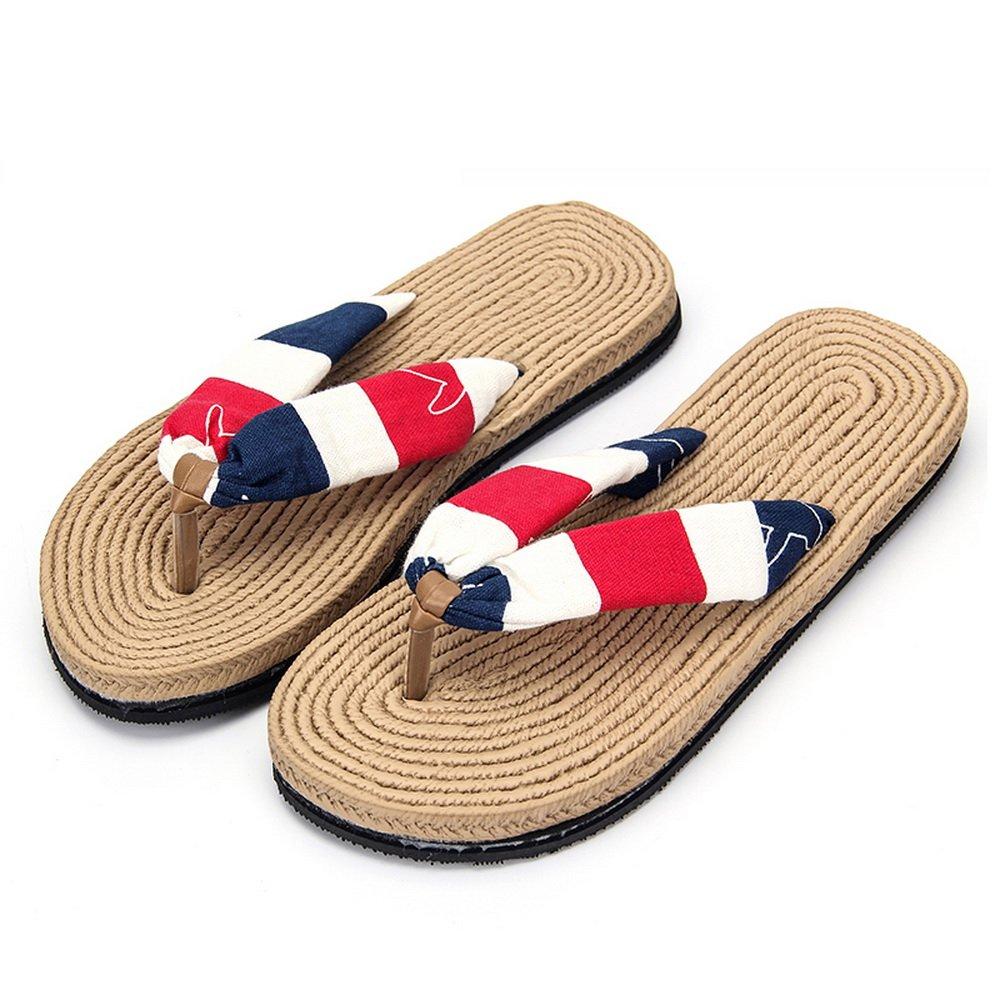 Aelegant Damen Herren Sommer Früchte Strandschuhe Flip-Flops Elegante Freizeitschuhe Flach Sandalen Platform Slippers Offene Flip Zehentrenner XI9m6dAm