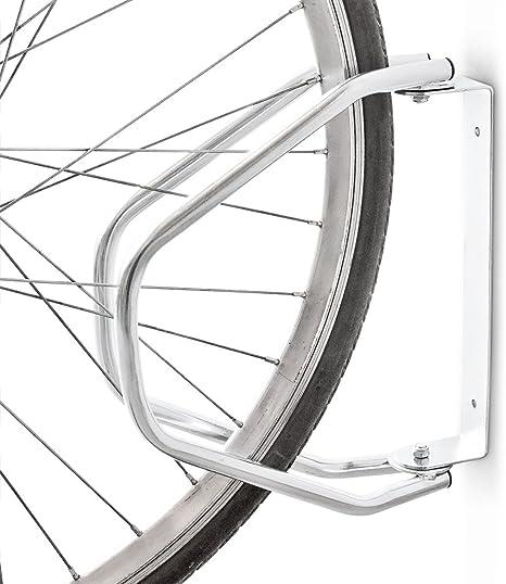 Relaxdays Soporte para Bicicleta a Pared ? Ajustable: Amazon.es ...