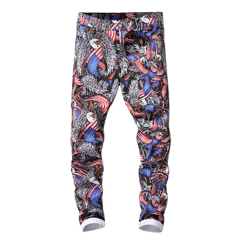Allywit M-5XL Summer Men Casual Harem Pants Jogger Stripe Fitness Trousers Capri Linen Loose Pants Gray