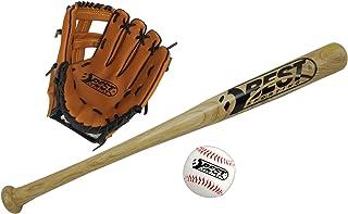 Best Sporting Baseball Set, Bat, Guanti e baseball