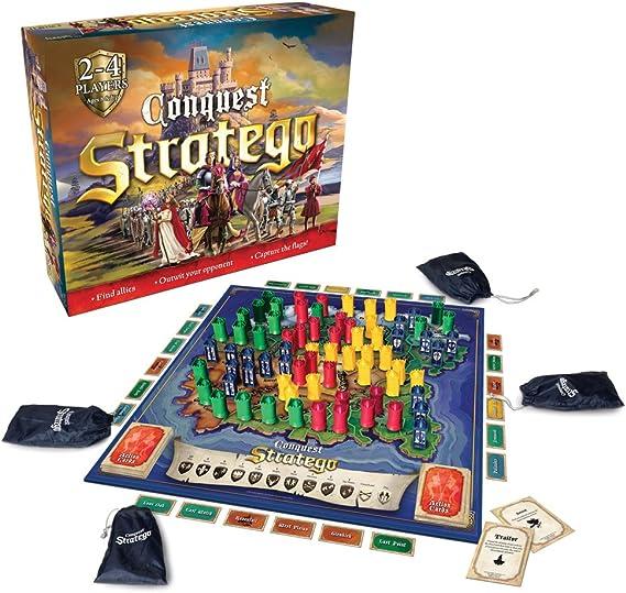 Stratego Conquest: Amazon.es: Juguetes y juegos