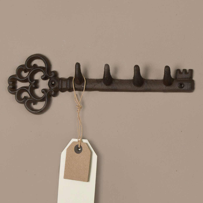 Wall Key Holder Cast Iron Wall Key Holder Hook Store Board 29cm Amazoncouk