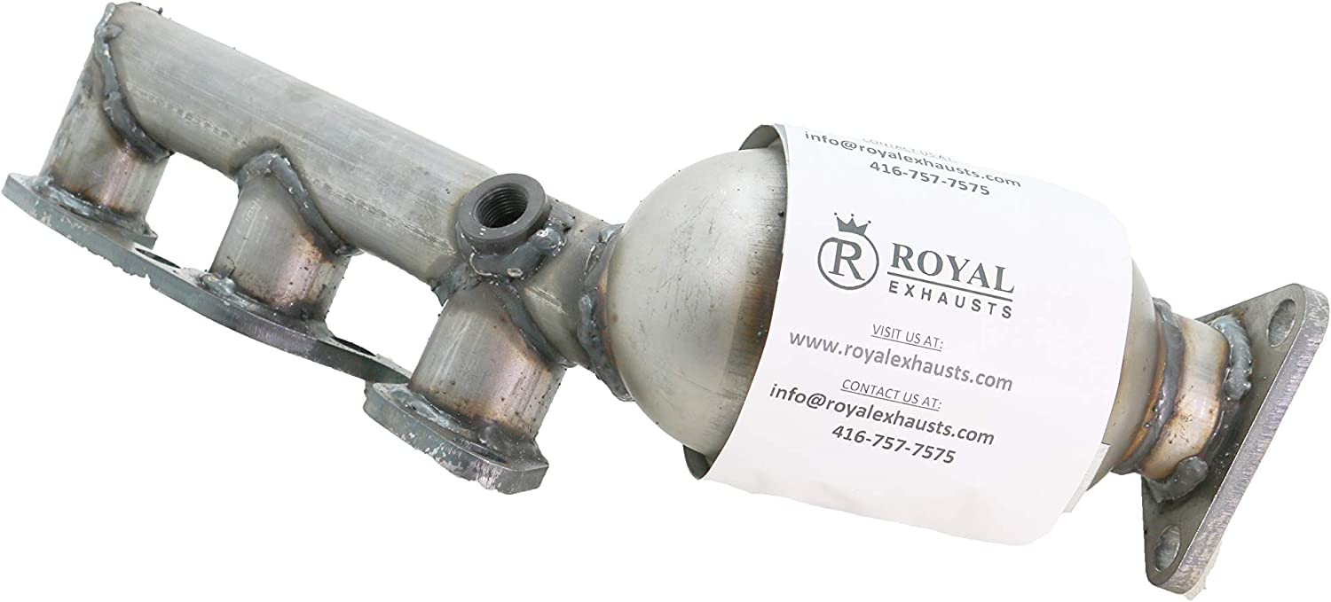 Catalytic Converter compatible with 2003-2004 Nissan Frontier//Xterra 3.3L Front Right Side Manifold