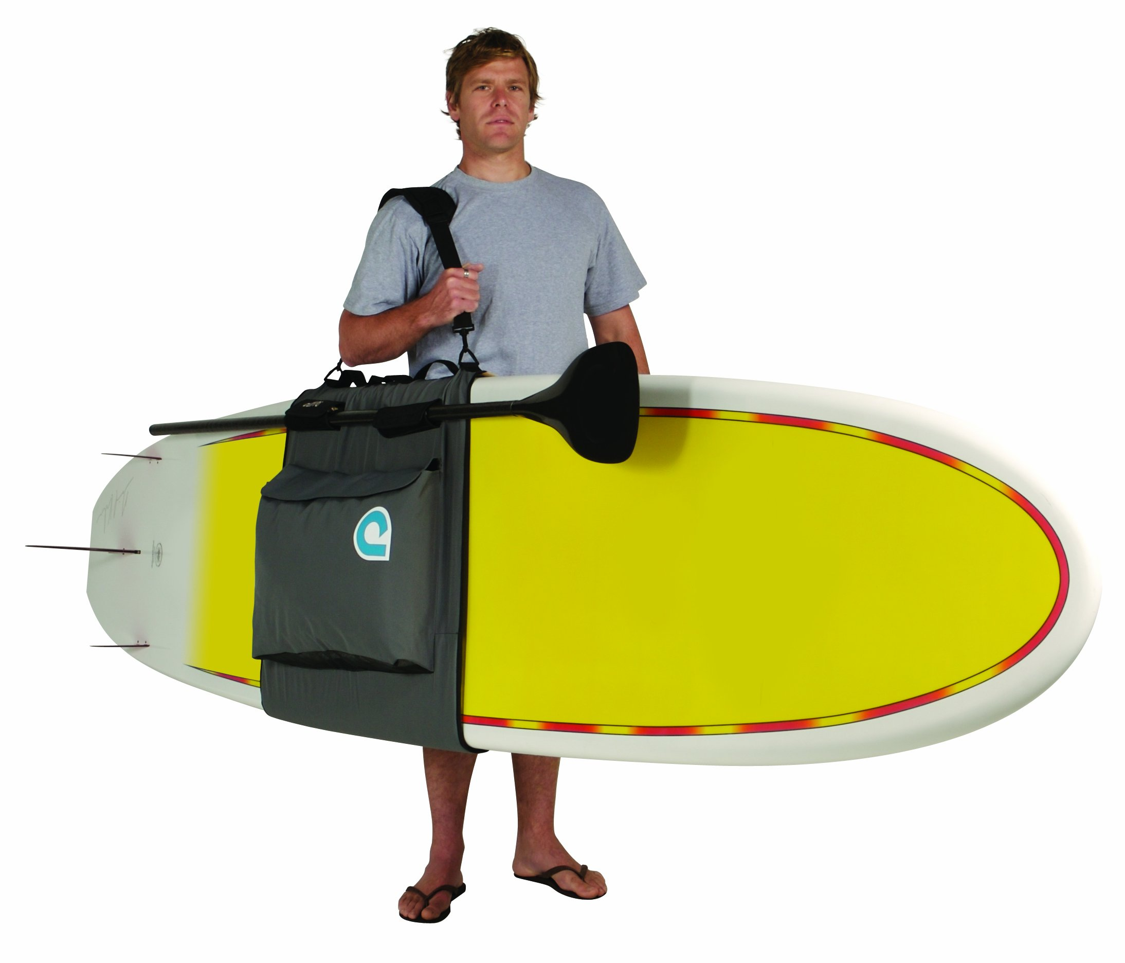 SUP Carry Sling / Stand Up Paddle Board Carrier by Curve (Boards 28'' to 32'' wide)