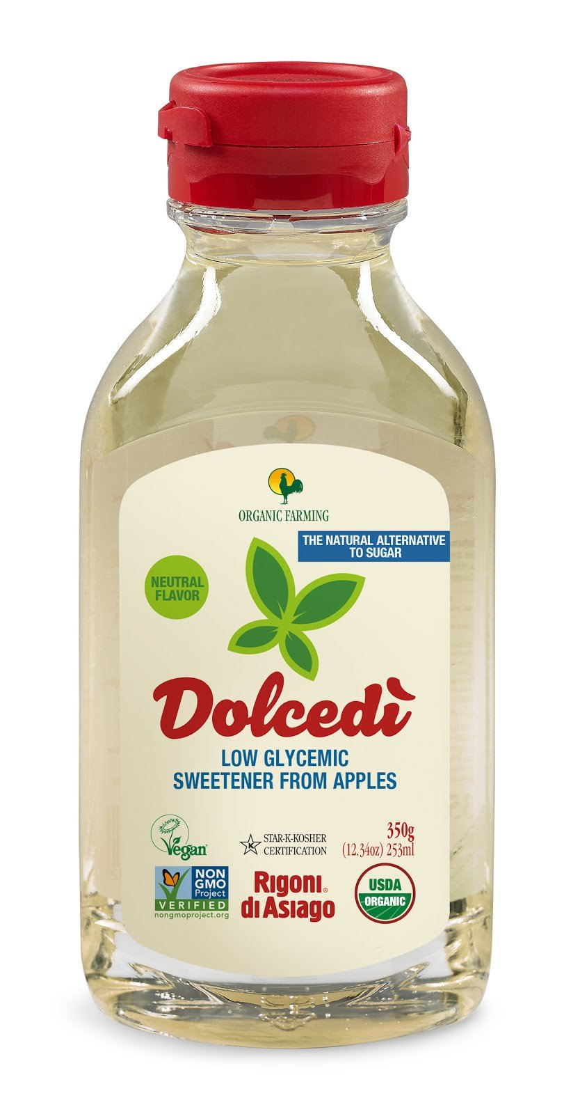 Dolcedi Low Glycemic Sweetener From Apples by Rigoni di Asiago