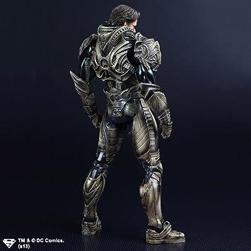 Square Enix Man of Steel Figurine Play Arts Kai Superman 27