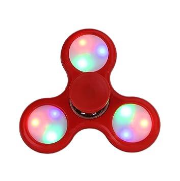 3 In 1 Fidget Spinner Bounce Jump Spinnerooz Hand Spinner Novelty Toy 1 At Random Spin