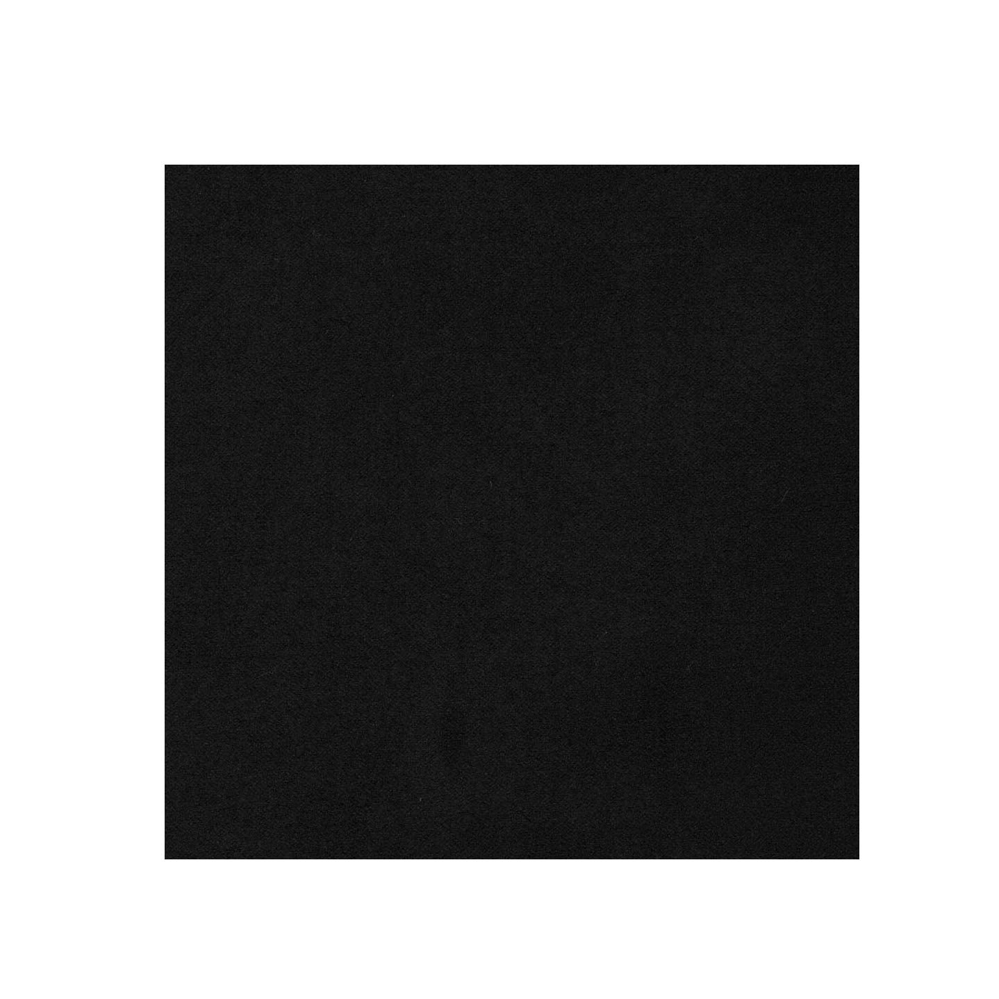 Mybecca Microsuede Black Suede Fabric Upholstery Drapery Furniture Cover &  General Use Fabric 58/60