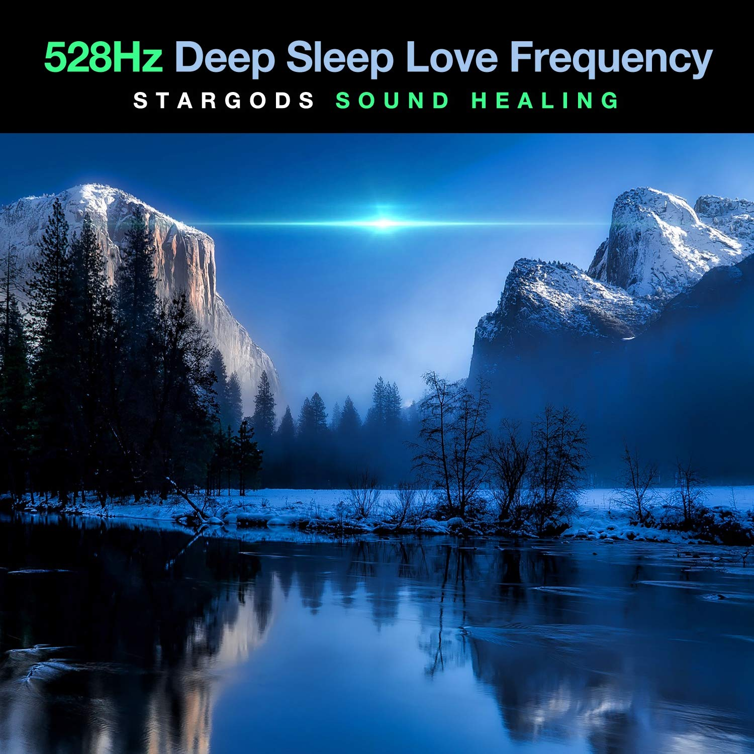 528Hz Deep Sleep Love Frequency (CD, Solfeggio Frequency, DNA Repair, Miracle)