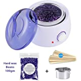 INSIDE COLLECTION™ Wax Pro Warmer Hot Wax Heater for Hard, Strip and Paraffin Waxing
