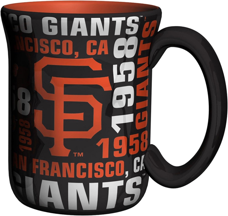 MLB Sculpted Spirit Mug