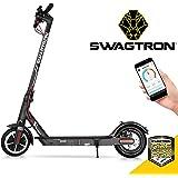 Amazon.com: ESWING Kick Scooter - Patinete eléctrico, 12,4 ...
