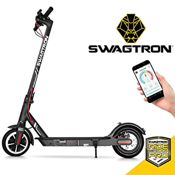 Swagtron High Speed Electric Scooter with 8.5