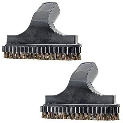 Spares2go Brosse à épousseter d'escalier et tentures outils pour Philips Aspirateur (lot de 2)
