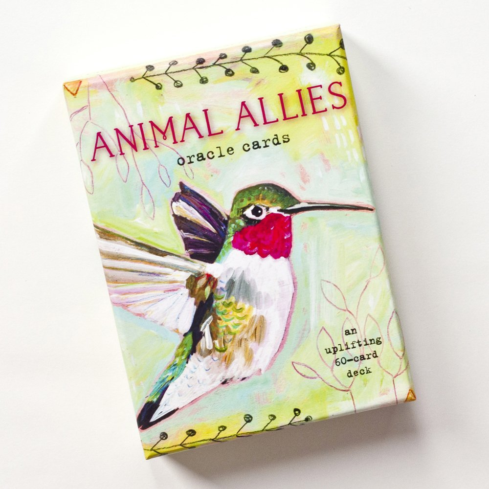 Jessica Swift Animal Allies Oracle Cards
