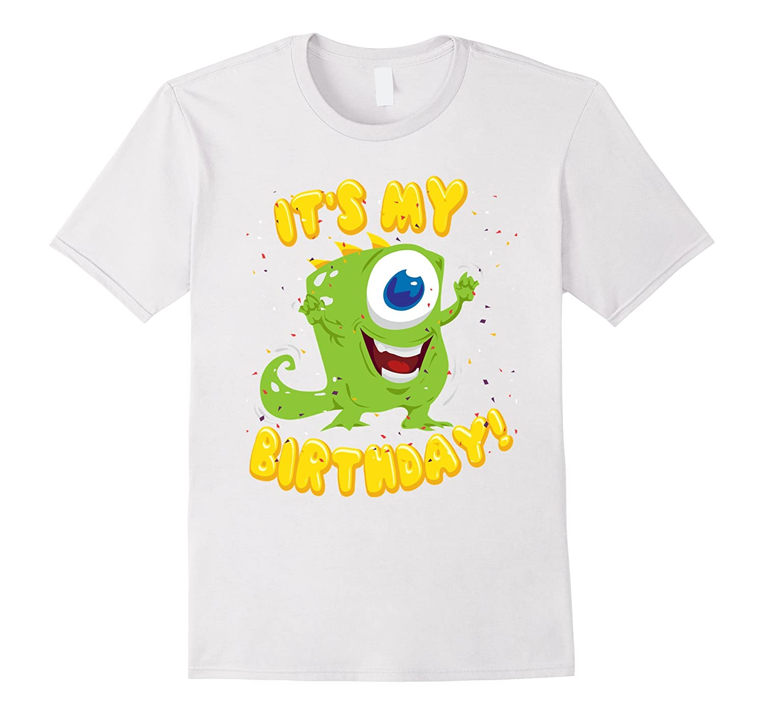 Its My Birthday Shirt For Boys