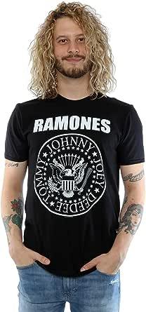 Ramones - Camiseta de hombre, diseño de sello presidencial