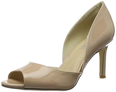 Buffalo David Bitton Buffalo Shoes H733C-117 P2010F PU Patent, Escarpins Femme, ( 01), 36 EU