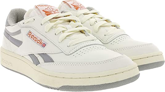 Reebok Sneaker Uomo DV7187 Bianco Pelle AI19
