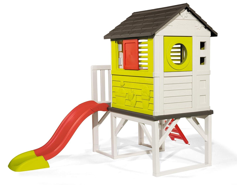 Sommerküche Smoby : Smoby stelzenhaus amazon spielzeug
