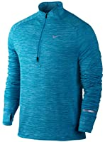 Nike Men's Dri-Fit Element Sphere 1/2 Zip Running Shirt