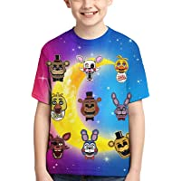 GIPHOJO Boys Girls T Shirts Unisex 3D Tops Kids Clothing Teens Unique Tees Gift