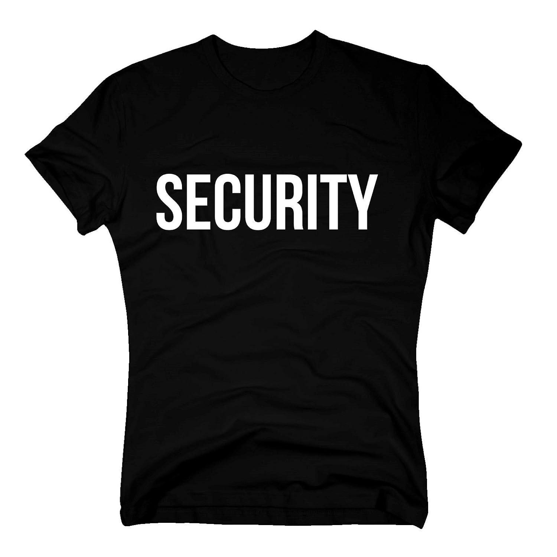 Wachschutz T-Shirt **NEU** Sicherheitsdienst Security