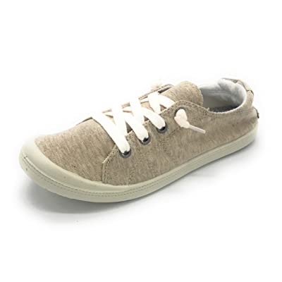 Women Canvas Slip On Comfort Sneakers | Fashion Sneakers