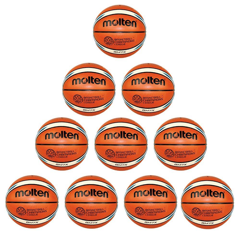 Fan Sport 24 Molten - Balón de baloncesto BGM7 X CL Entrenamiento ...