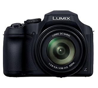 Panasonic デジタルカメラ ルミックス FZ85