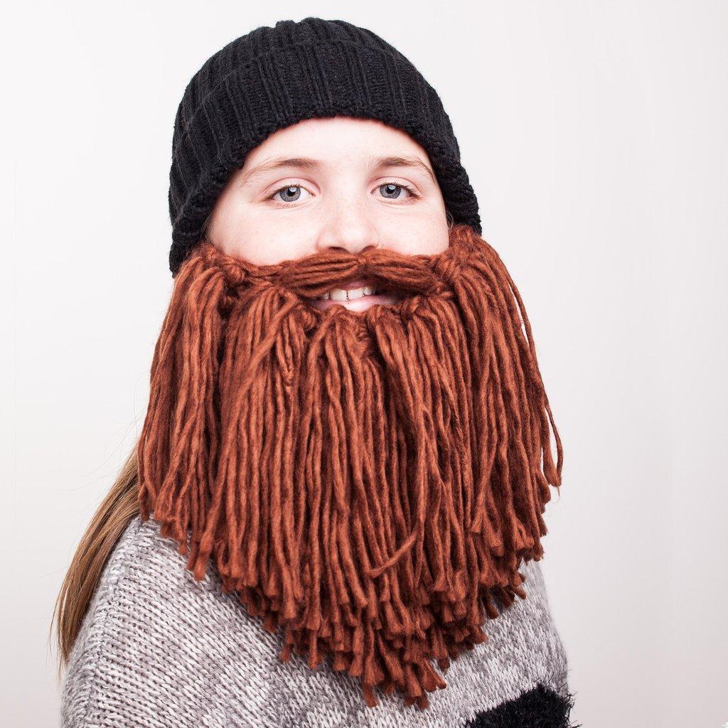 c165bbe460c Amazon.com   Beardo Kids Viking Detachable Beard Hat