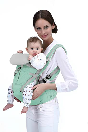 ergonomic 360 baby carrier easy to put on 6 safe and  fortable positions hands amazon     ergonomic 360 baby carrier easy to put on 6 safe and      rh   amazon