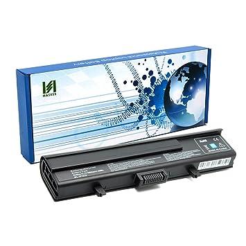 HASESS Alto Rendimiento Batería Portátil para Ordenador Portátil Dell XPS M1530 1530 6 Células 5200mAh 11.1V Batería de Recambio: Amazon.es: Electrónica