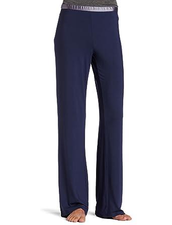 fc5e9882b4b1a Calvin Klein Women's Essential Satin Pajama Pant at Amazon Women's Clothing  store: Pajama Bottoms