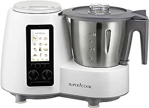 Supercook SC110 - Robot De Cocina Sc110 Cocina Fácil