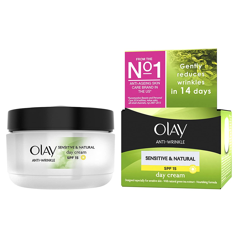 Olay Anti Wrinkle Sensitive Night Cream 50ml BeautyLand 104596152