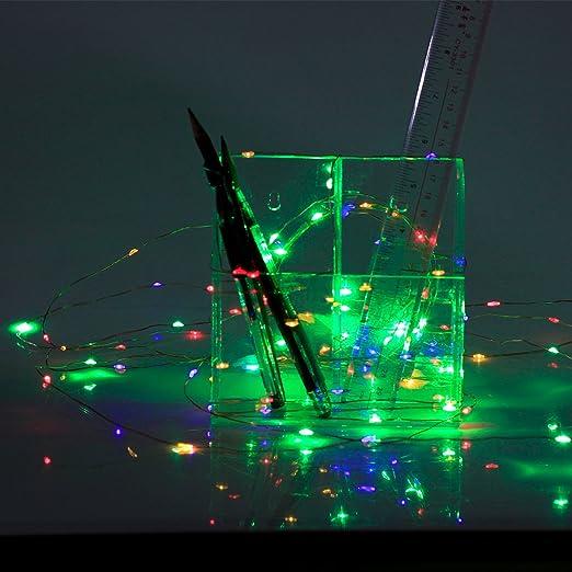 Mariages Yasolote 22M 200 LED Guirlande de Lumi/ères 8 Modes de Lumi/ères Imperm/éables de Cuivre de Fil pour la D/écoration de Vacances No/ël Blanc Chaud Ext/érieur et Int/érieur