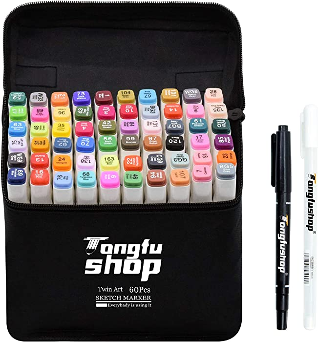 Top 9 Colorless Dual Blender Pen