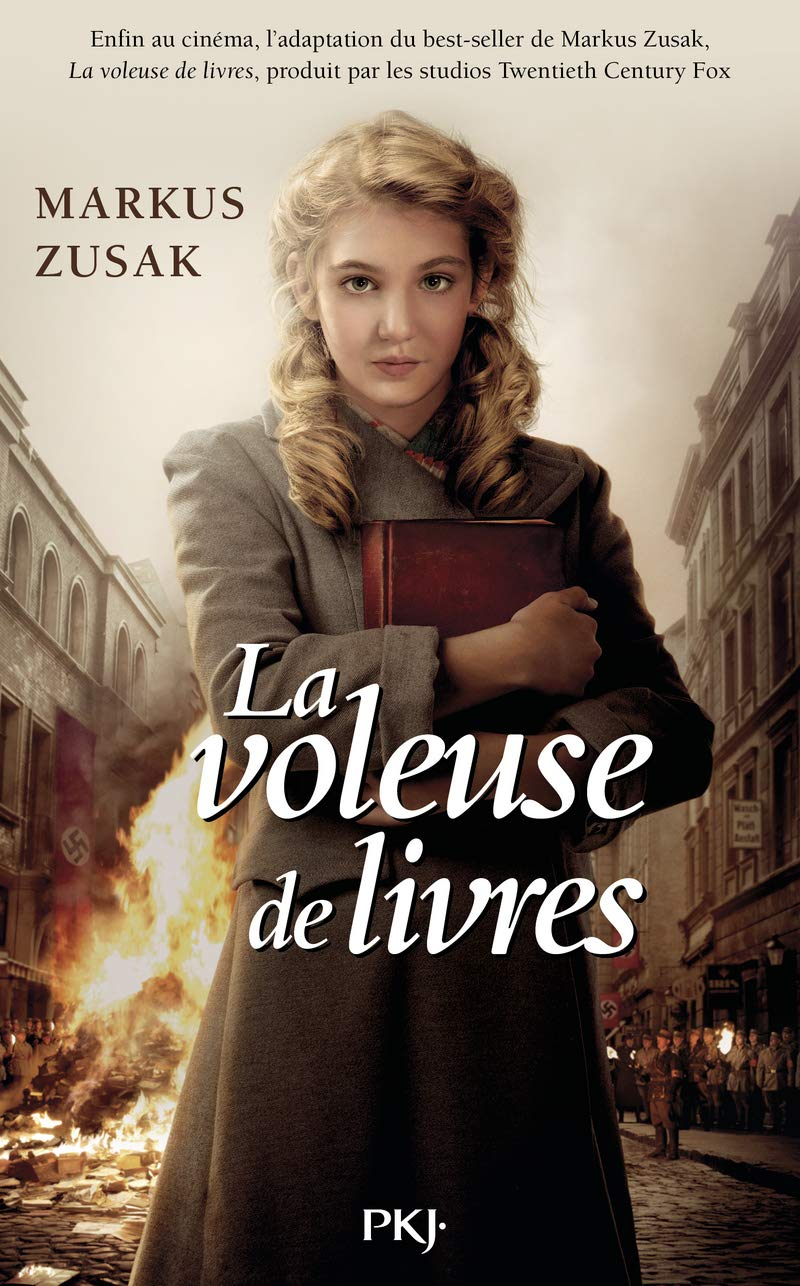 La Voleuse De Livres Markus Zusak 9782266171045 Amazon