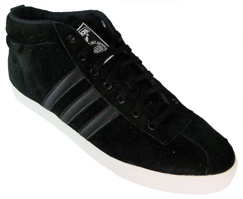 Adidas Originals Gazelle 50's Mid Sneakers 1 Sort hos